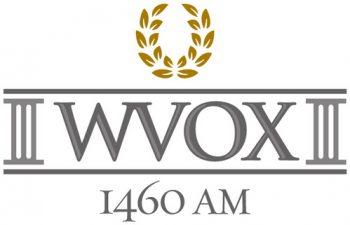 WVOX logo